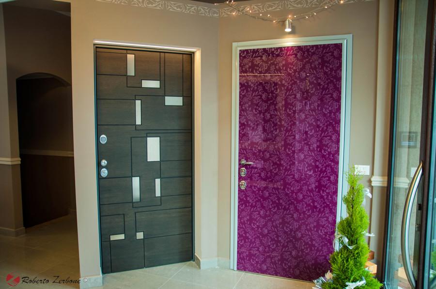 Foto serramenti pvc porte blindate porte interne - Porte interne pvc ...