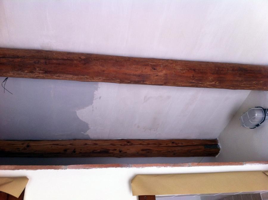 Foto: Soffitto di Pignate con Rasatura In Gesso De Imbianchinoverona Leba Decorazioni #136841 ...