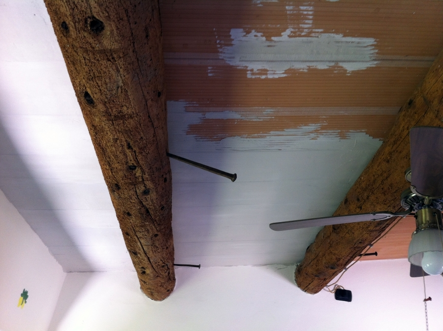 Foto: Soffitto di Pignate con Rasatura In Gesso De Imbianchinoverona Leba Decorazioni #136843 ...