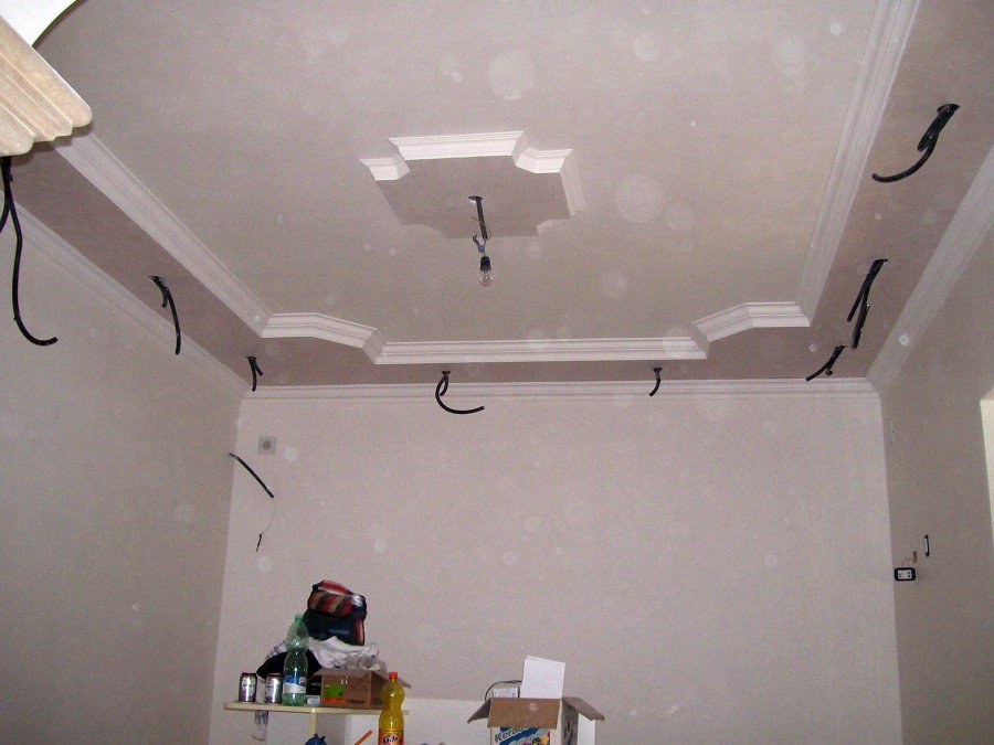 Foto: Soffitto In Cartongesso di Quinzi Design #50048 ...