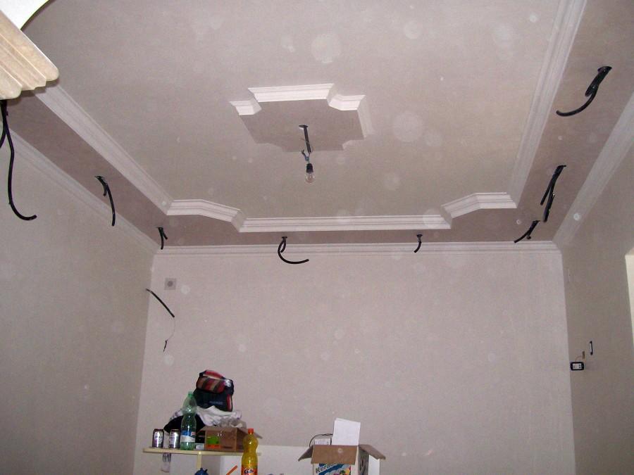 Foto: Soffitto In Cartongesso di Quinzi Design #50048 - Habitissimo