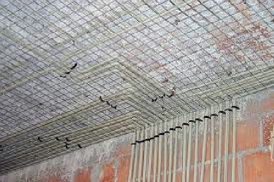 Foto soffitto radiante di palestini giuseppe 47400 habitissimo - Riscaldamento pannelli radianti a parete ...