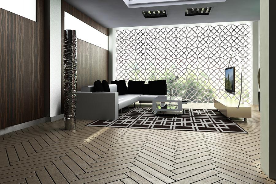 Foto: Progetto Soggiorno Appartamento Dubai di GTG STUDIO #245675 - Habitissimo