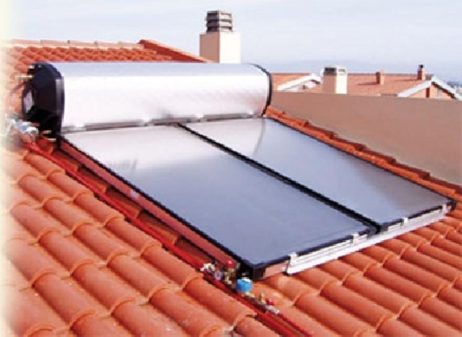 Pannello Solare Termico Hermann Prezzi : Foto solare termico di lario energy srl habitissimo