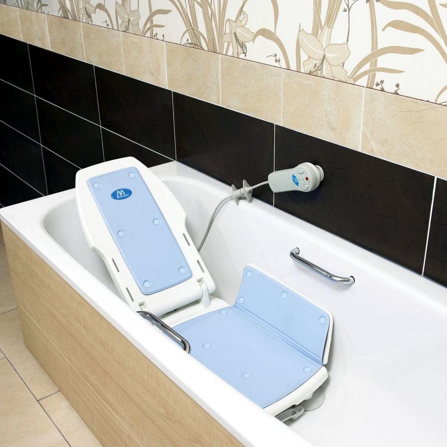 Foto sollevatore per vasca da bagno di ggmmontascale srl - Accessori bagno per anziani ...