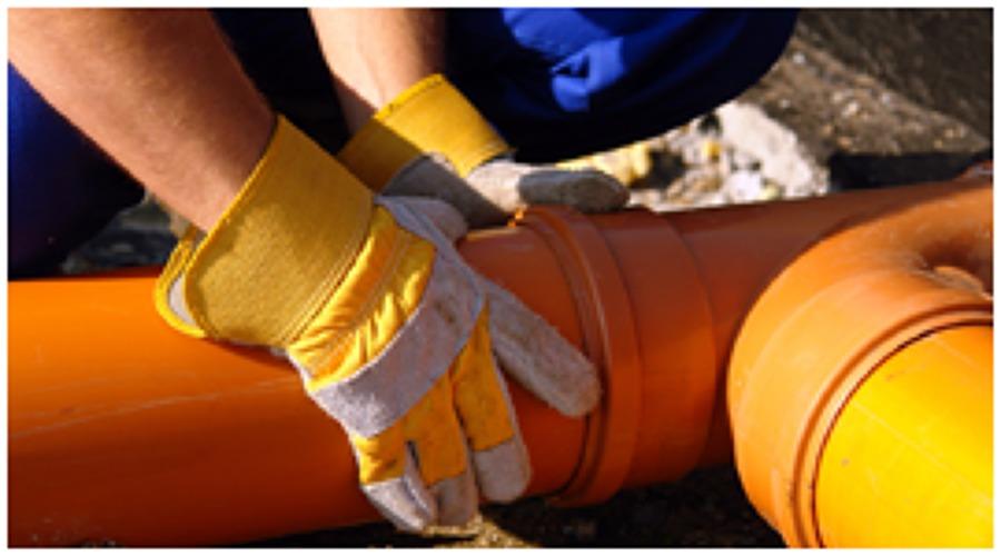 Sostituzione tubazione  di scarico fognatura
