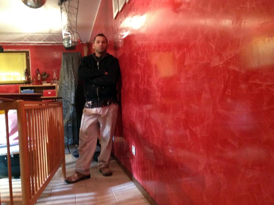 Foto: Spatula Stuhhi Rosso De Antonio Liso #55214 - Habitissimo