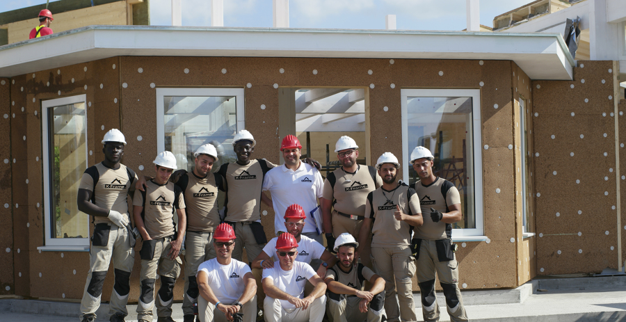 Gruppo workers ecolive