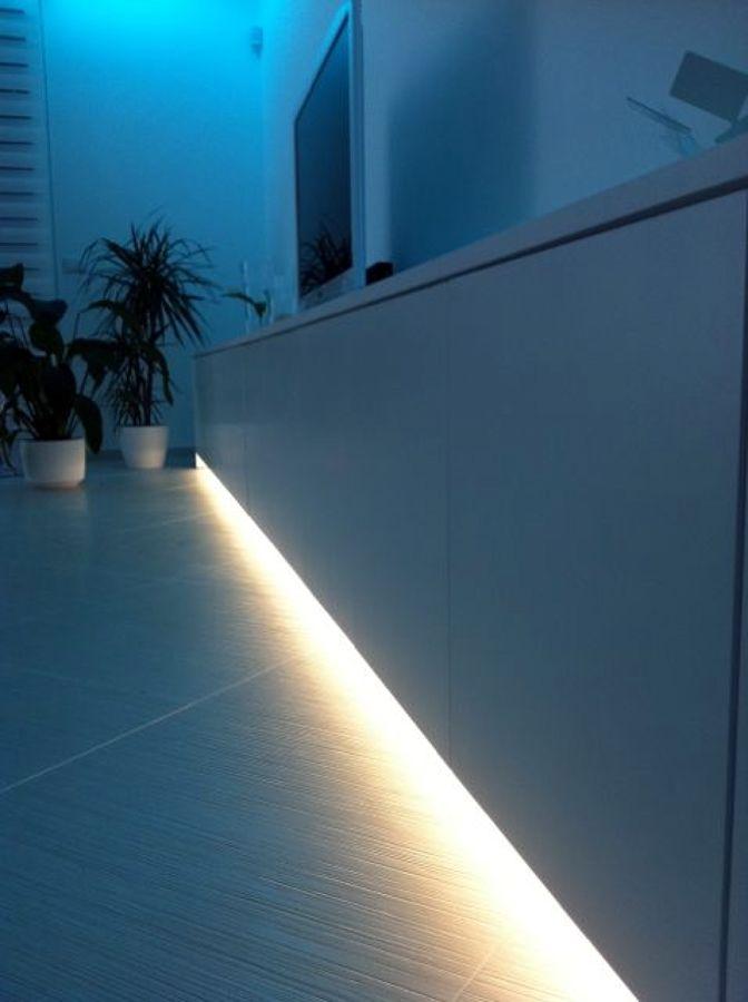 foto strip led a luce calda de luceled pro srl 46092