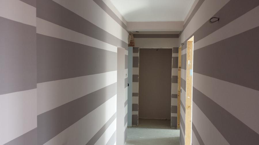 Pareti A Strisce Lilla : Pareti colorate a strisce pareti a righe with pareti colorate a