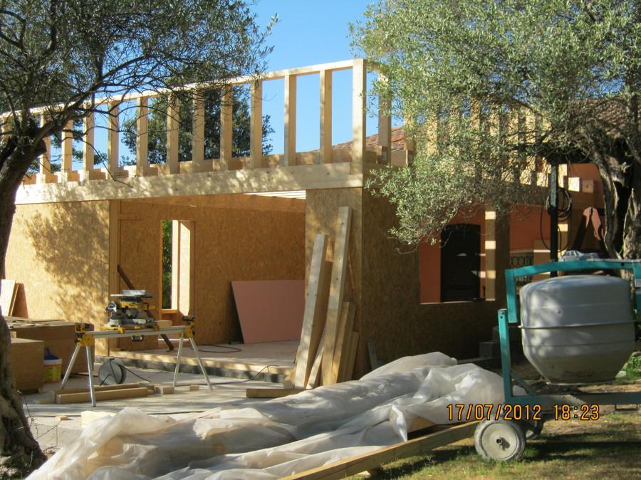 Ampliamento Terrazzo Piano Casa - The Homey Design