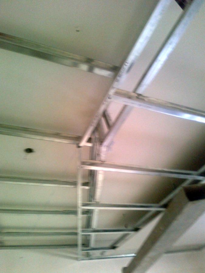 struttura per cartongesso