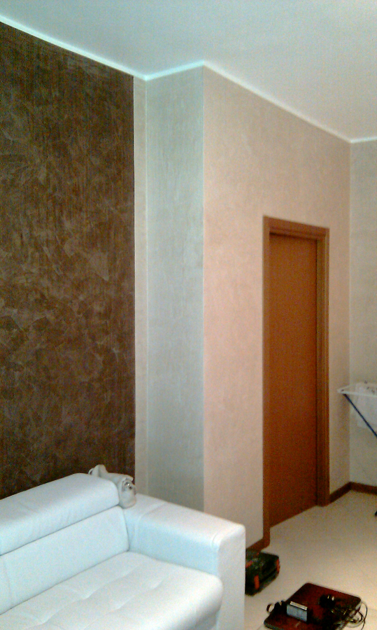 Foto stucco veneziano di a s g di sole antonio 81115 for Stucco veneziano immagini