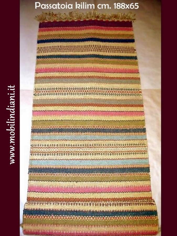 Foto stuoia indiana passatoia kilim di mobili etnici for Piani di progettazione domestica indiana con foto