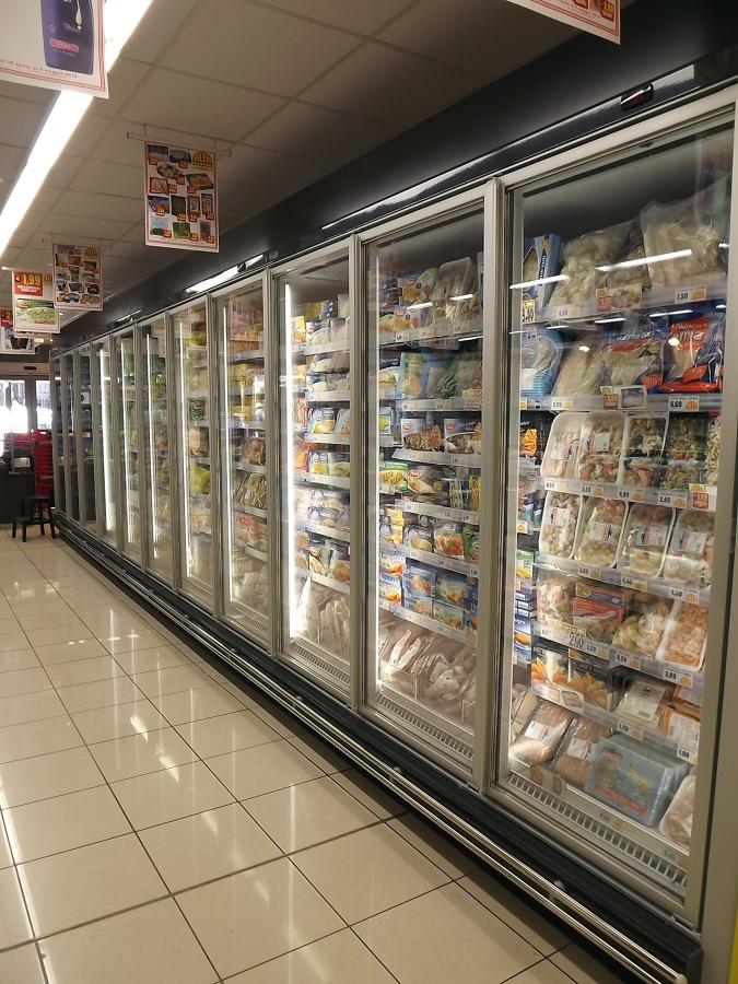 Foto supermercato alta 2 torrevecchia di antes for Negozi arredamento vercelli
