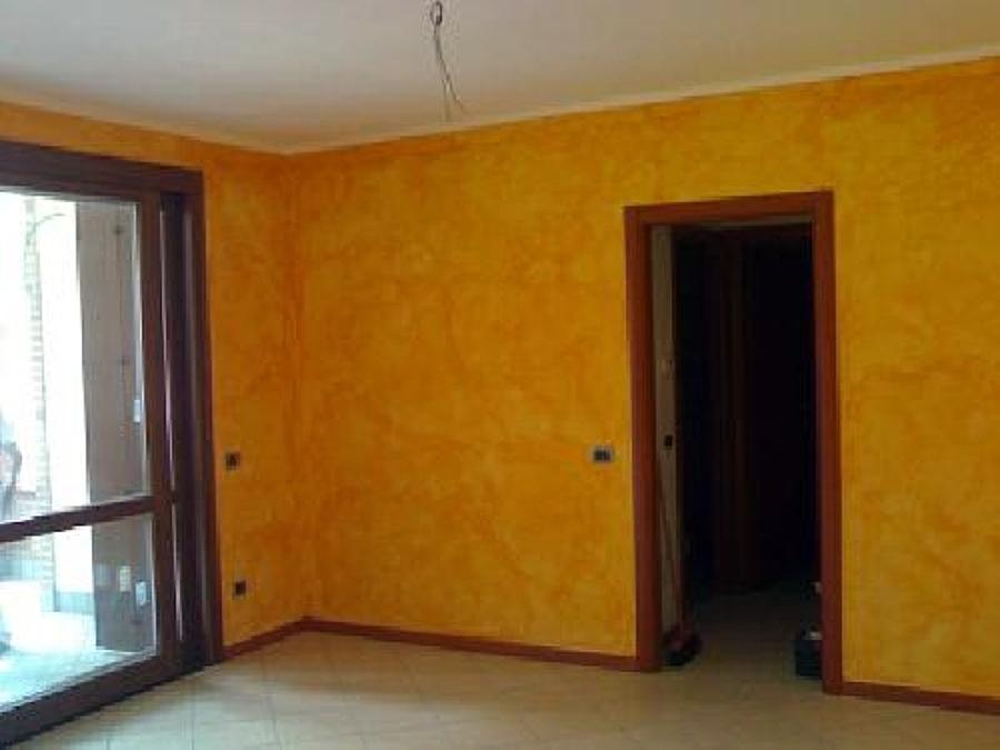 Pittura pareti effetto nuvolato: veletta in cartongesso curvo idee ...