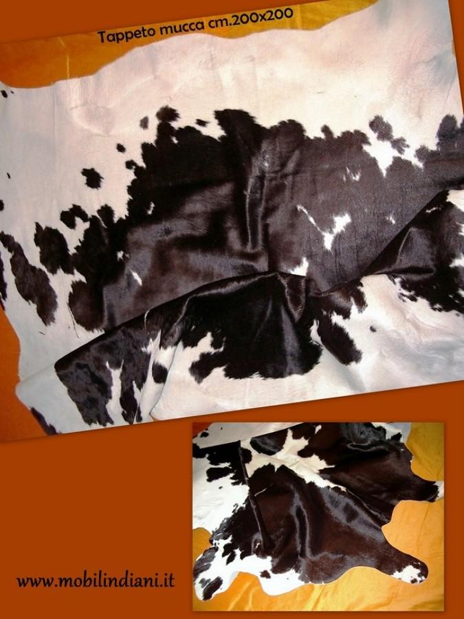 Foto tappeto mucca de mobili etnici 114039 habitissimo - Tappeto mucca ikea ...