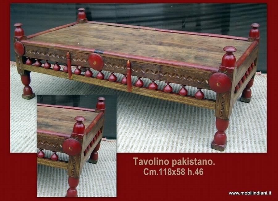 Foto tavolo pakistano tavolino etnico di mobili etnici 61533 habitissimo - Mobili etnici prato ...