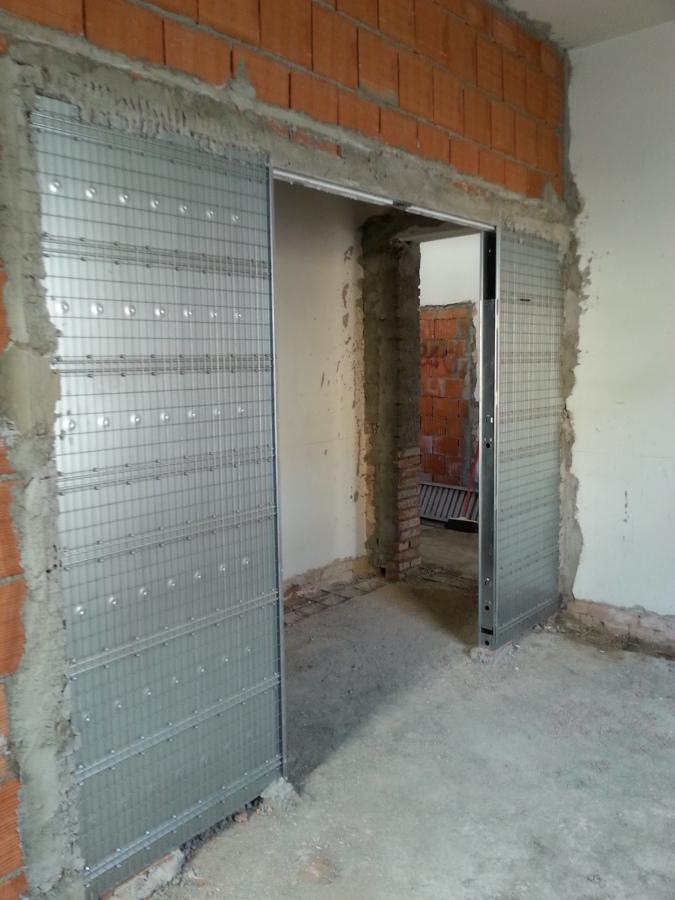 Foto telaio doppio scrigno di green house costruzioni s r l 195527 habitissimo - Dimensioni porte a scrigno ...