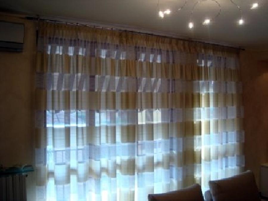 Tende Per Ufficio Livorno : Foto: tenda organza e canapa di sergio porro t&t tessuti e