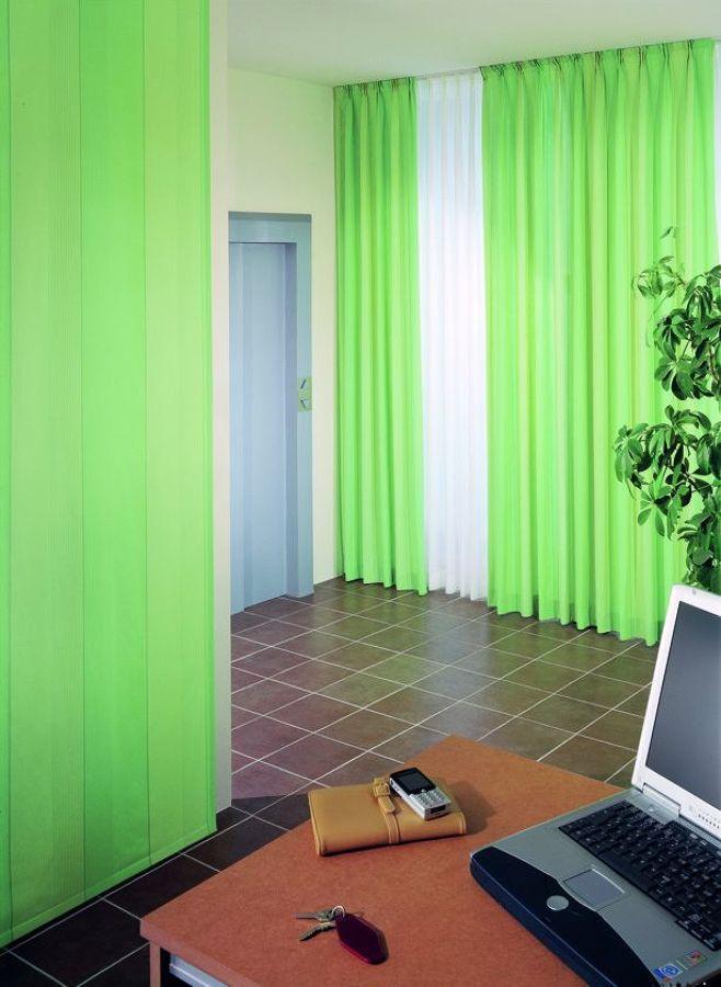 Foto tende da interni a soffitto di arredotex 67427 - Tende interni prato ...