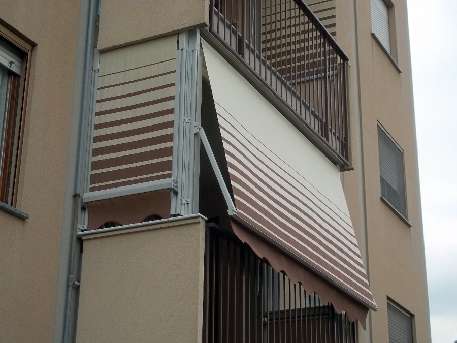 Foto tende veranda antivento per balconi particolari http for Tende da sole per balconi prezzi