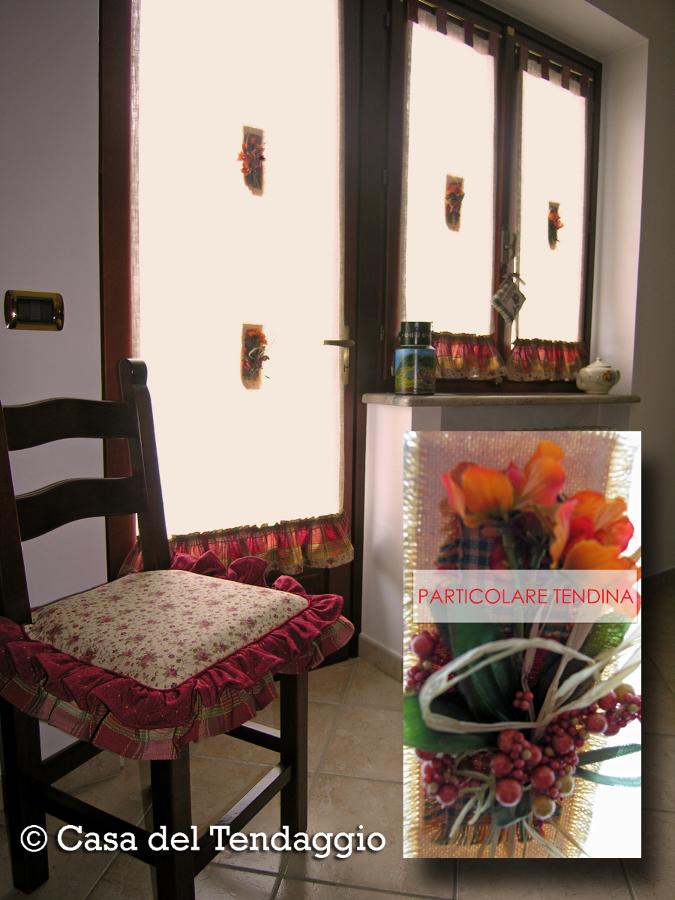 Foto tendine country di casa del tendaggio di barale sara e c snc 63180 habitissimo - Casa del tendaggio ...
