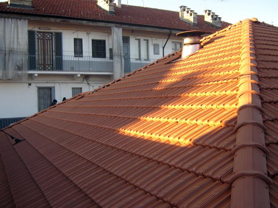 Foto tetto finito de decoedilia srl 149376 habitissimo for Stili tetto tetto