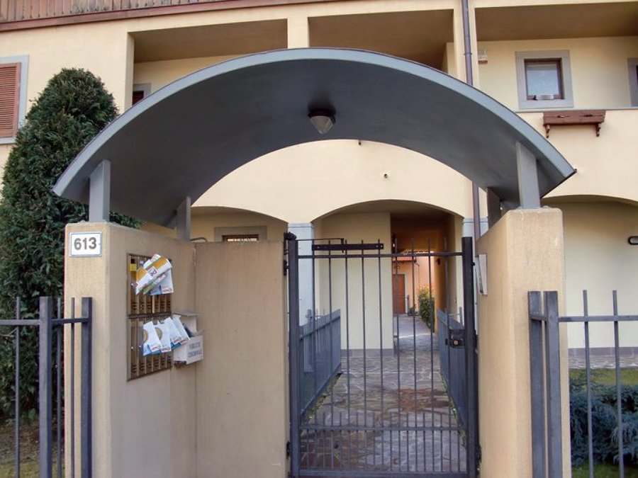 tettoia per ingresso