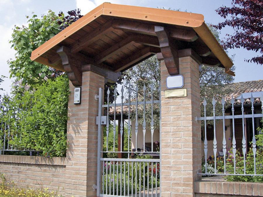 Foto tettoia di 137625 habitissimo for Immagini di tettoie in legno