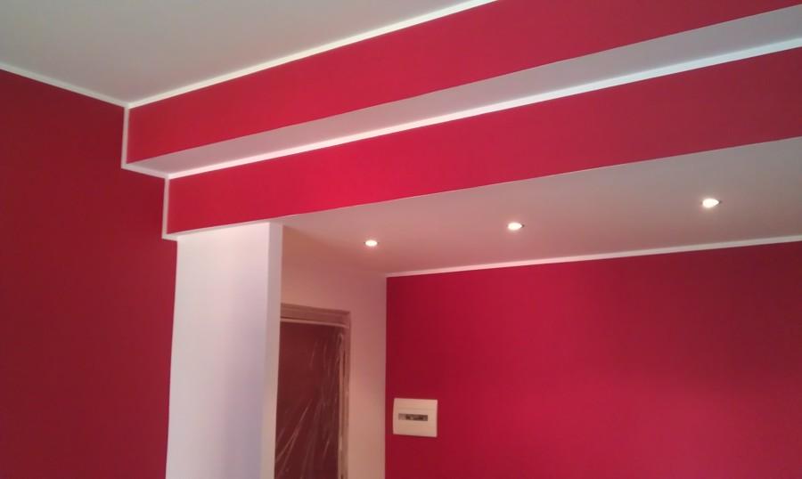 Foto: Tinteggiatura Appartamento De Decoralex Imbiancature e Decorazioni #179...