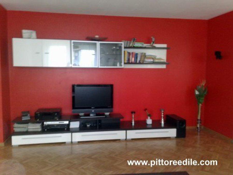 Pittura per salone ov57 regardsdefemmes for Idee pittura pareti soggiorno