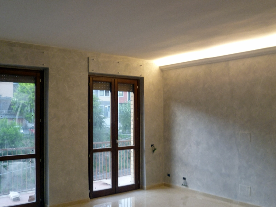 Foto pittura edile 2010 tinteggiature interni di pittura - Pittura per interni moderne ...