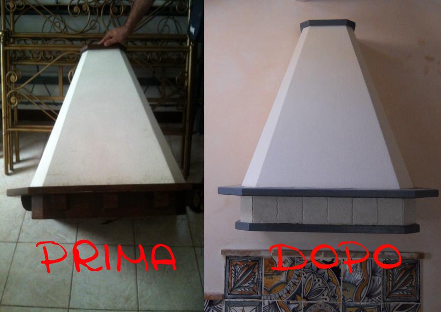 Cappa In Muratura Per Cucina. Cool Restart Srl Produzione Di ...