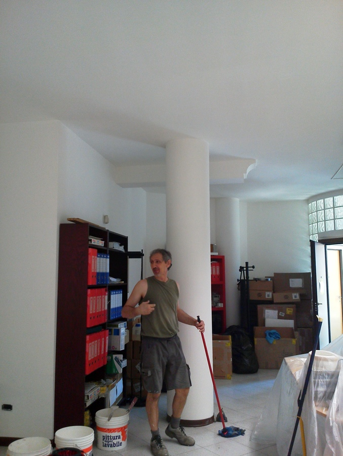 Foto uffici monza di fd ristrutturazioni 63913 habitissimo - Immagini di uffici ...
