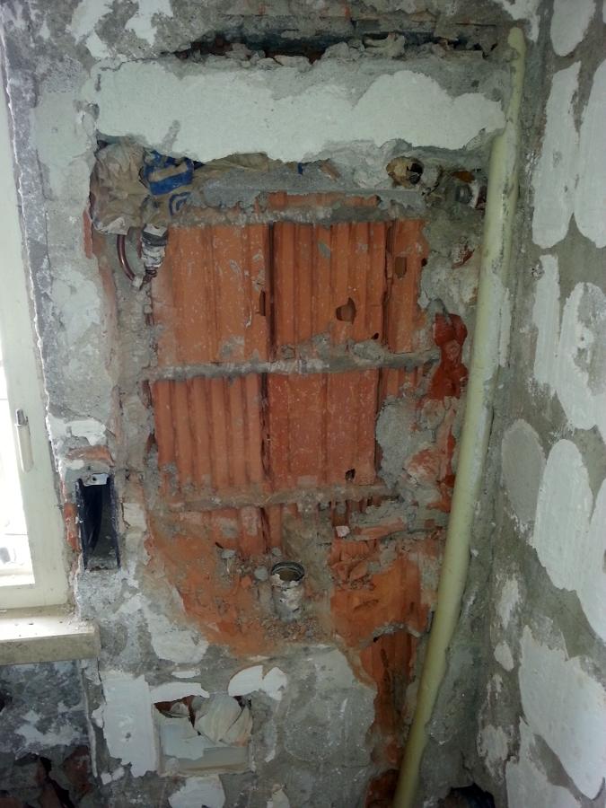 Ulteriori opere di demolizione