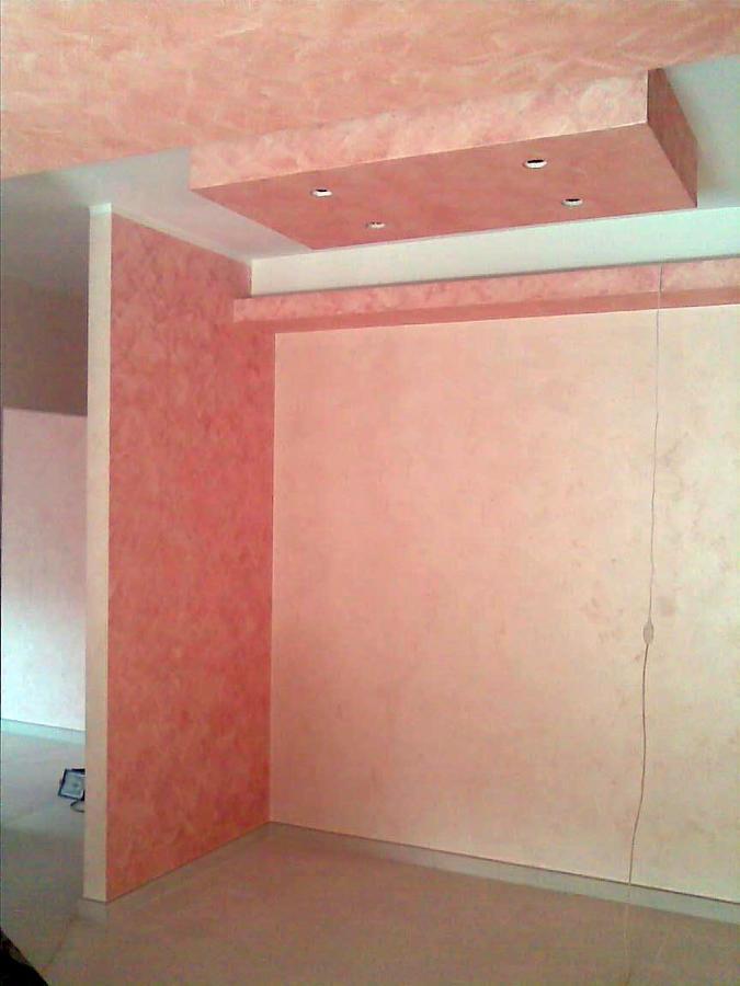 Foto un 39 altra angolatura del soggiorno moderno de m a g for Pittura soggiorno moderno