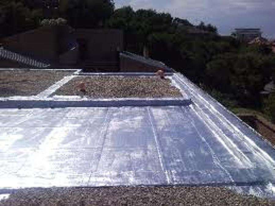 Foto: Impermeabilizzazione Guaine Per Terrazzi e Coperture Varie di ...