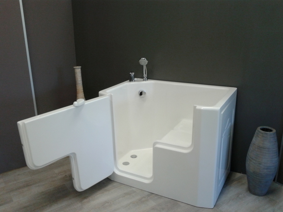 Vasca con porta stunning vasca facile vasche con porta - Vasca con porta prezzi ...