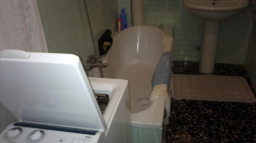 Foto vasca da sostituire con doccia di idealnova 117246 - Sostituire la vasca con doccia ...