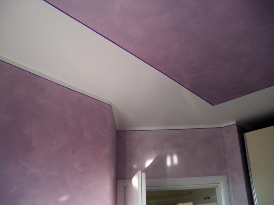 Foto: Velatura a Soffitto e Pareti De I.n. Color #52858 - Habitissimo