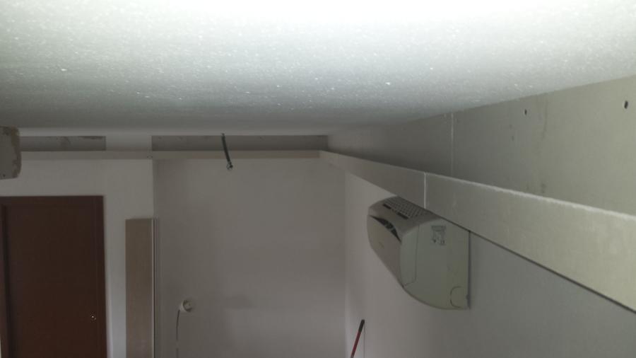 lavori con il cartongesso. gallery of split aria in soggiorno ... - Veletta Cartongesso Soggiorno
