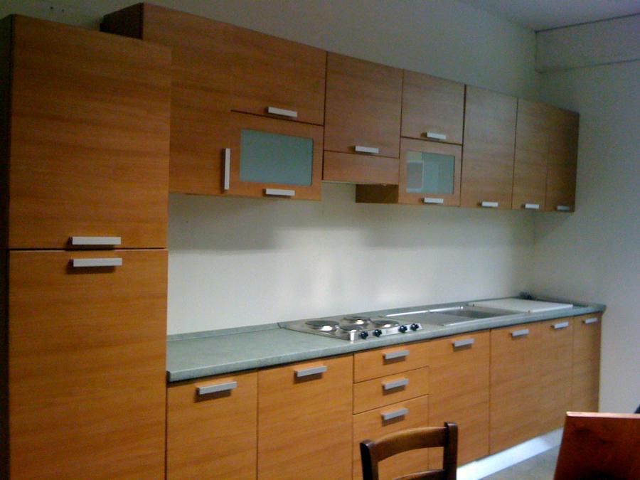Cucina usata completa di elettrodomestici in ottimo stato COD. 446