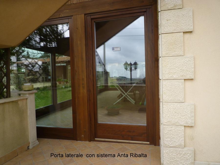 foto veranda vista laterale di mga di tidona 202755