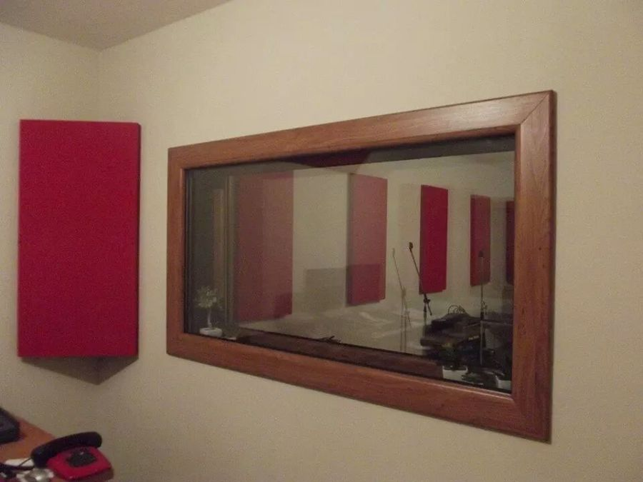 vetro fonoisolante