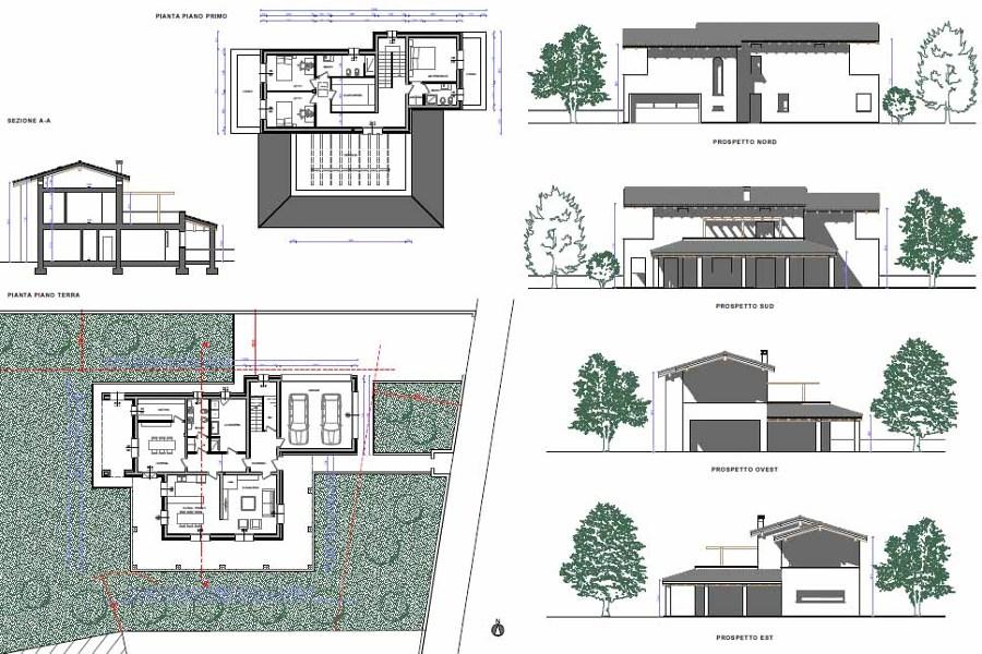 Villa a Suzzara