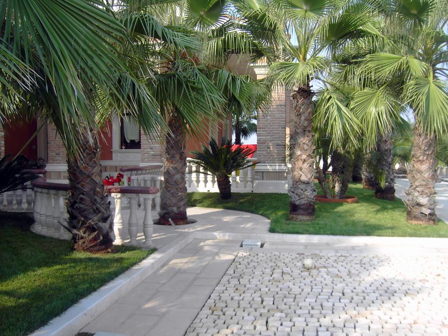 Foto villa con giardino di sole verde 108811 habitissimo - Ville con giardino foto ...
