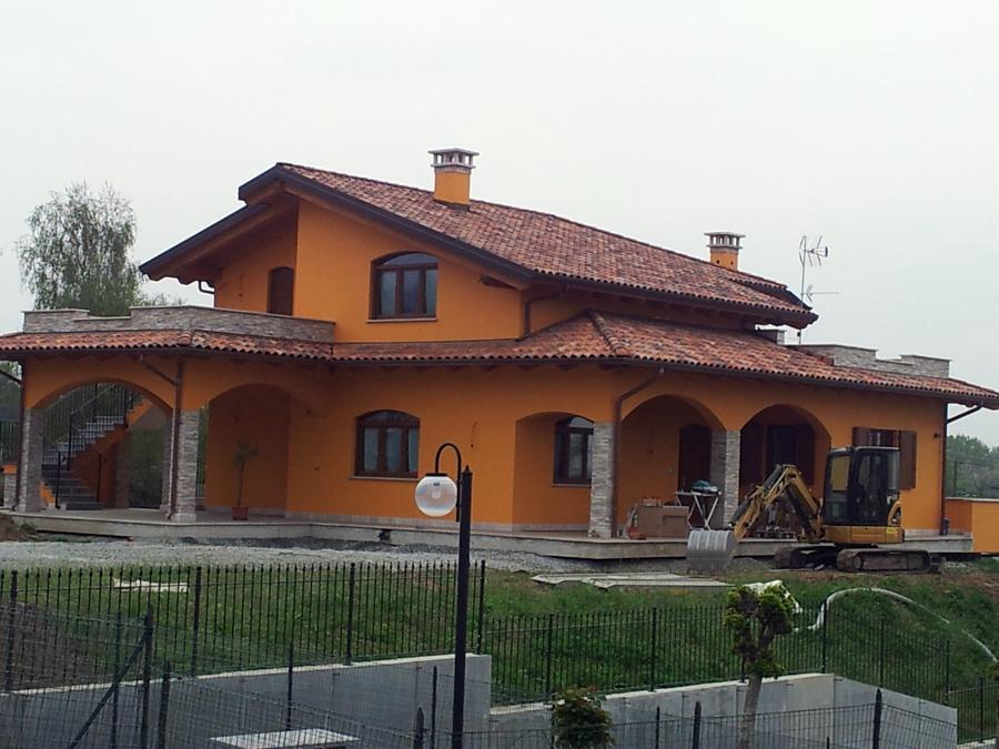 Villa di nuova costruzione