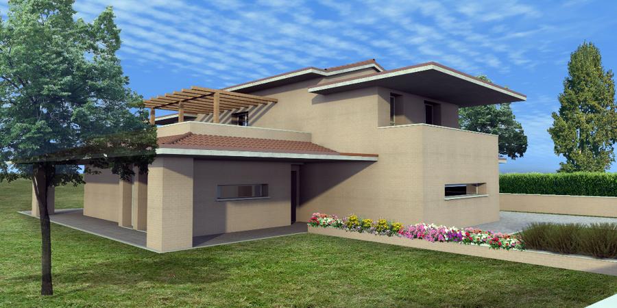 Villa Monofamiliare a Suzzara