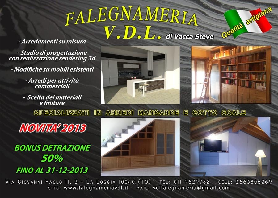 Foto volantino arredamenti di falegnameria vdl 135275 for Loggia arredamenti